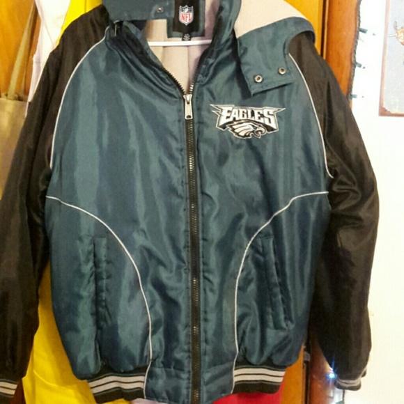 more photos 47003 46142 Philadelphia Eagles winter coat